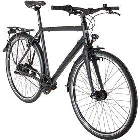 Checker Pig Trekking bike Zulu 2021 Men black frame size 60 cm