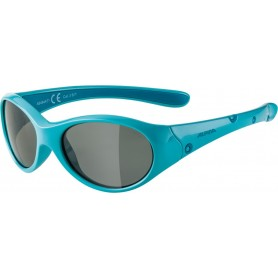 Alpina Sonnenbrille Flexxy Girl Rahmen turquise Glas schwarz