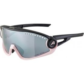 Alpina Sonnenbrille 5W1NG CM+ Rahmen light rose black Glas black mir