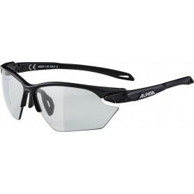 Alpina Sonnenbrille Five HR S VL+ Rahmen black matt Glas black