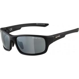 Alpina Sonnenbrille Lyron S Rahmen black matt Glas black mirror