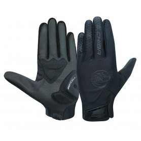 Handschuh Chiba Bioxcell Touring lang Gr. M / 8 schwarz