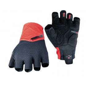 Handschuh Five Gloves RC1 Shorty Herren Gr. M / 9 rot schwarz