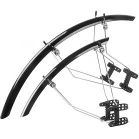 """Bike Mudguard-Set 28"""" 33 mm MUD MAX RACE QR"""