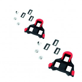 Shimano Teile Cleats SPD-SL, SM-SH10 red