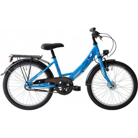BBF Kids bike ATB Mover 2021 Girls blue frame size 30 cm