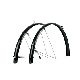 "SKS Trekking B45 black 28"" Set"