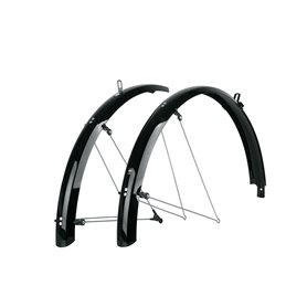 "SKS Trekking B53 black 26"" Set"