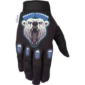 Fist Winter Handschuhe Frosty Fingers Polar Bear Größe XS