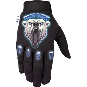 Fist Winter Handschuhe Frosty Fingers Polar Bear Größe XXL
