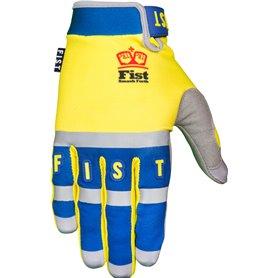 Fist Handschuhe High Vis Größe S