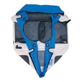 XLC Body für Carry Van f. Carry Van ab 2018 blau/silber