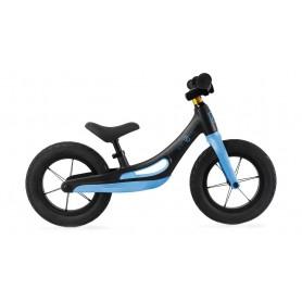 Rebel Kidz Lernlaufrad Magnesiumlegierung, schwarz/blau