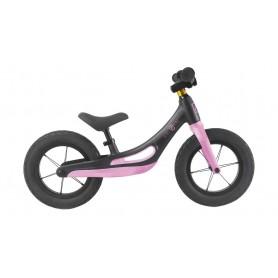 Rebel Kidz Lernlaufrad Magnesiumlegierung, schwarz/pink