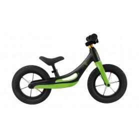 Rebel Kidz Lernlaufrad Magnesiumlegierung, schwarz/grün