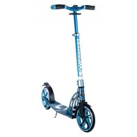 Scooter Six Degrees Aluminium BS blau, 205mm