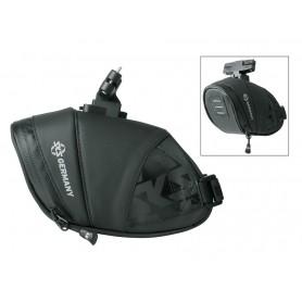 SKS Satteltasche Explorer Click 800 schwarz, 160x70x110mm 160g 0,8L
