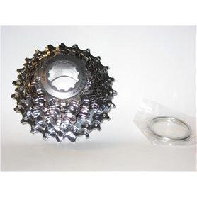 CycleOps Kassette 11-23 Zähne für Standard oder Pro Naben 10-fach für Campagnolo