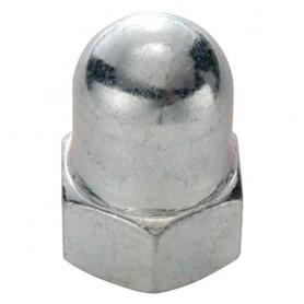 Schwarz Rear Mother Cap Nut M10 x 1