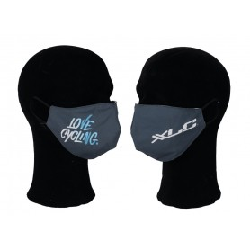 XLC Love Cycling Maske anthrazit