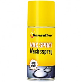 Hanseline Rad-Wachs Mattspray Spraydose 150ml