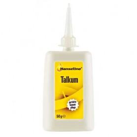 Hanseline Talkum Flasche 100ml 50g