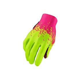 Supacaz gloves Supa-G lang size M neon rose yellow