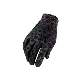Supacaz Handschuhe Supa-G lang Größe XL Oil Slick