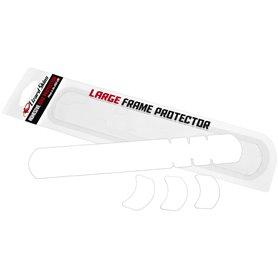 Lizardskins frame guard Large 305 mm transparent