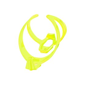 Supacaz bottle holder Fly Cage Poly neon yellow