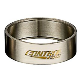 Controltech spacer ring Timania Titanium 10 mm 1 1/8 inch silver