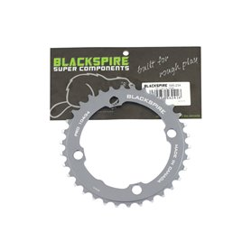 Blackspire Chainring Pro BCD 104 mm 34 teeth black