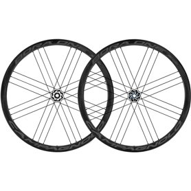 Campagnolo Wheel set Bora One 35 Dark Disc Clincher Campa 28 inch