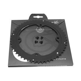 Campagnolo Chainring Potenza BCD 145 mm 52 teeth black