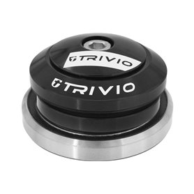 Trivio headset Pro Full 1 1/8 - 1.5 inch 45/45° installation height 8 mm black