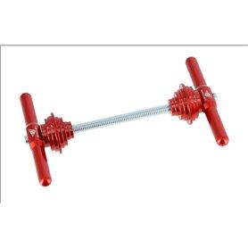 Wheels MFG inner bearing Presse universal red
