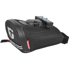 Trivio saddle bag Elite Foaming Click S black