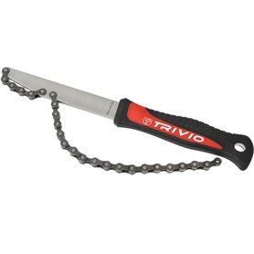 Trivio cassette / sprocket puller grey black red