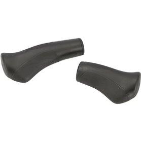 Trivio grips Nexus 130/93 mm Ergo Rubber black