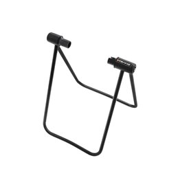 Trivio Bike stand Rear axle Aluminium black