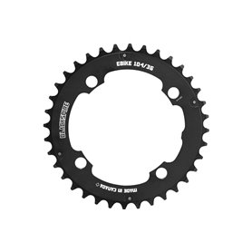 Blackspire Chainring E-Bike MTB BCD 104 mm 36 teeth black