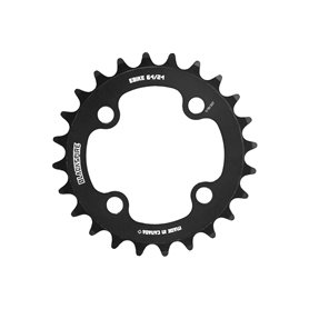 Blackspire Chainring E-Bike MTB BCD 64 mm 24 teeth black