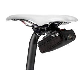 Scicon saddle bag Elan 210 black Cordura Roller System black