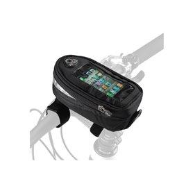 Scicon Handy Halterung Stuur 14.5 x 6.5 x 10 cm schwarz