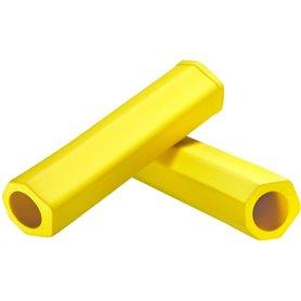 Guee grips KD Sports diameter 30.5 mm yellow