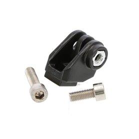 CloseTheGap Halterung Gopro adapter Hide My Bell black
