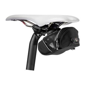 Scicon saddle bag Hipo 550 black Roller System 2.0 black