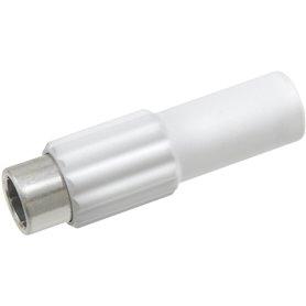 Trivio cable adjuster Inline white