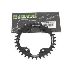 Blackspire Chainring Snaggletooth Shimano XT M8000 BCD 96 mm 34 teeth black