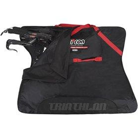 Scicon Bike bag Travel Plus Triathlon Nylon black